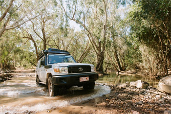 4wd camper rentals from Australia4 Wheel Drive Rentals - NT Based.
