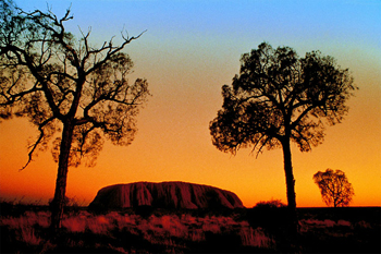 Uluru  also known properly  as Ayers Rock  not Ayres Rock